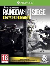 Rainbow Six Siege Advanced Edition Xbox One Ubisoft