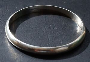 Quality Solid Stirling Silver Bangle