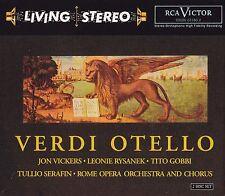 GIUSEPPE VERDI - 2 CD - OTELLO