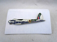 Mosquito WW2  Airplane Fighter Bomber Metal Lapel Pin Atlas Editions