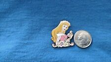 Disney Pin 59262 DS - Princesses with Flowers Aurora Sleeping Beauty