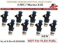 New Delphi FJ10453 OEM Multiport Spider Fuel Injector for GMC Jimmy