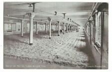 One Of The Malting Floors At Cape Hill. Birmingham.