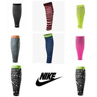 Nike Calf Sleeves Dri Fit 360 Thermal Training Leg Sleeve Warmer Cycling Running