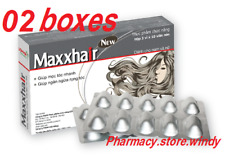 2 Boxes Maxxhair makes Hair Strong Enhances Health Of The Hair Prevent hair loss