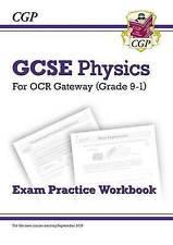 New Grade 9-1 GCSE Physics: OCR Gateway Exam Practice Workbook by CGP Books...