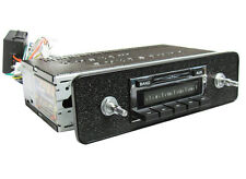 NEW Classic Jaguar Series 1 2 XKE E Type AM FM iPod MP3 Stereo Radio w/AUX input