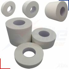 Qualicare Zinc Oxide Tape White Waterproof Medical Sports Adhesive 10m