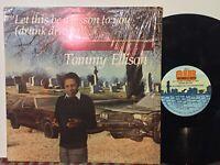 Tommy Ellison Let This Be A Lesson To You Drunk Driver VG+ SHRINK Black gospel