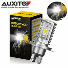 AUXITO H4 9003 HB2 CSP LED Motorcycle Headlight Bulb Hi/Low Beam 6500K 16000LM