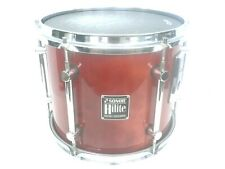 """Sonor Hilite 12"""" inch Hanging Tom Red Lacquer Maple MADE IN GERMANY Vintage Nice"""