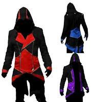 Men's Coat Costume Cosplay For Assassins Jacket Cool Stylish Coat  Hoodie