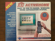 x-10 home automation