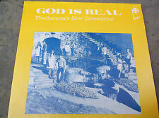 GOD IS REAL / YOUTHARAMA'S NOW DIMENSIONS / CORTLAND, NY / MAJESTIC RECORDS