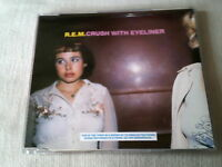 REM - CRUSH WITH EYELINER - UK CD SINGLE - R.E.M