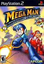 Mega Man Anniversary Collection PS2 New Playstation 2