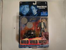1999 Wild Wild West - General McGrath Action Figure - MOC