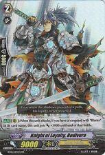 1x Cardfight!! Vanguard Knight of Loyalty, Bedivere - BT05/014EN - RR Near Mint