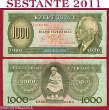HUNGARY / UNGHERIA - 1.000 1000 10.11. 1983 - P 173b, BB / VF