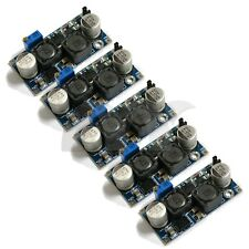 5x Auto DC-DC Boost Buck Converter Solar Voltage Regulator 25W 3-15V to 0.5-30V