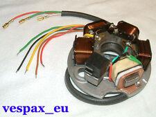 Vespa Zündung Zündgrundplatte 12V/80W PK 50 80 125 S XL XL2 elestart V50 - NEU