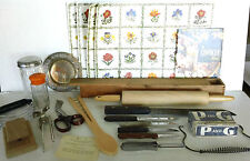 20 Pc. Kitchen Miscellaneous Utensil Gadgets from Grandma's Junk Drawer