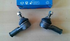 TRACK TIE ROD END PAIR for FORD ESCORT MK 1-1968 to 1974 - QH (Quinton Hazell)