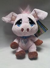 My ePets Myepets Stuffed Pig Plush Toy Soft Gift 3D Rescue Pet Retired Mint MWT
