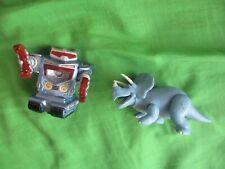 small sparks robot trixie dinosaur  plastic Toy Story film FIGUREs disney pixar