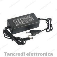 Alimentatore 12V 5A 60W switching telecamere videosorveglianza strisce led dvr