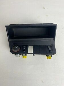 BMW E36 M3 318 323 325 328 OEM Center Dash Storage Black Switch Panel 1977231