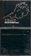 """DAVID DELABROSSE """"13m2"""" (CD) Yann Tiersen 2006 NEUF"""