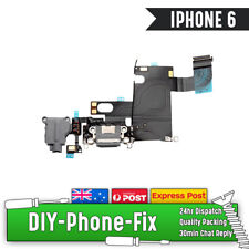 iPhone 6 Charging Port Flex Cable Charger Dock Replacement Headphone Jack Mic