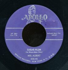45tk-Rockabilly-APOLLO 530-Mel Albert