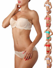 Demi Polyamide Bras for Women