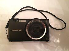 Samsung CL80 14.2MP Digital Camera - Black