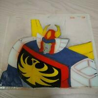 Original Drawings Invincible Robo Trider G7 Japan Anime Cel Genga Douga Tv Rare