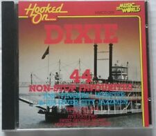 Hooked on Dixie  - Joe Webster & His River City Band CD