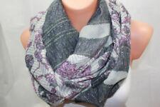 Markenlose mehrfarbige Damen-Schals & -Tücher Blumen