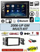 2006-2015 CHEVROLET IMPALA EQUINOX TRAVERSE Stereo RADIO DVD USB TOUCHSCREEN