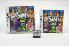 Die Sims 2 (Nintendo DS/2DS/3DS) NDS Spiel in OVP, PAL, CIB, TOP, SEHR GUT