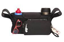 BEST STROLLER ORGANISER Baby Pram Storage Bottle Cup Bag