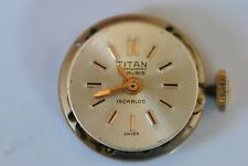 Original TITAN caliber ETA 2412 & dial working (ref.1/2339)