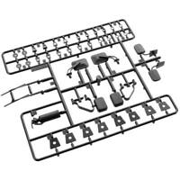 Axial Racing AX80038 Exterior Detail Parts Tree Black