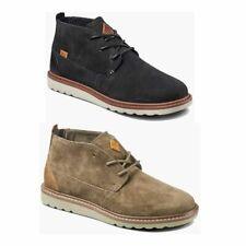 Reef Voyage Boot Men Sneaker   Sports Shoe   Skate   Leather - NEW