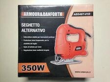 Stichsäge 350 Watt von Armour & Danforth, Leerlaufdrehzahl: 3000 R/min, neu, ovp