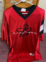 Dale Earnhardt Jr #8 Budweiser Jersey Size M Chase Authentics Nascar Official