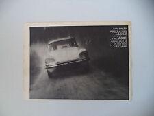 advertising Pubblicità 1968 CITROEN ID 20