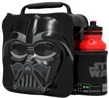 DARTH VADER Insulated 3D Lunch Bag Box And Drink Sport Water Bottle Set