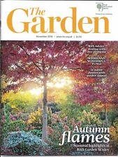 RHS THE GARDEN Magazine - November 2016